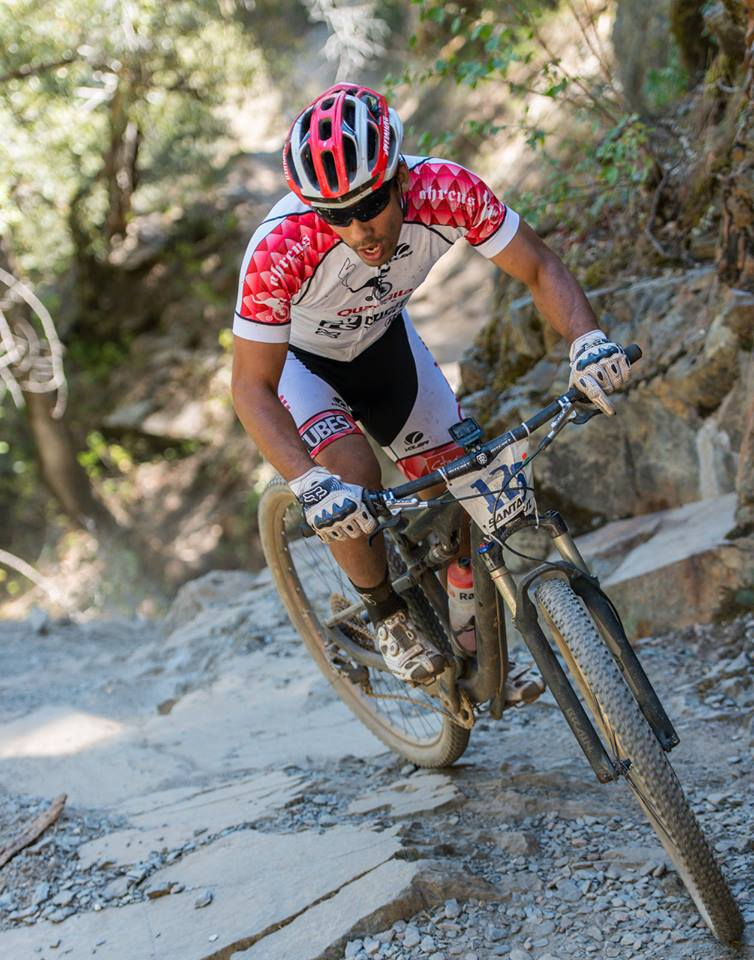 QfactR Archangel AOW in action at Downieville AM World Championships
